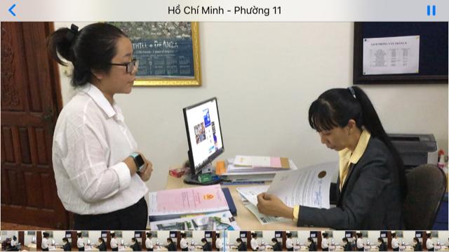 Luyện phỏng vấn du học Mỹ tại Khai Minh